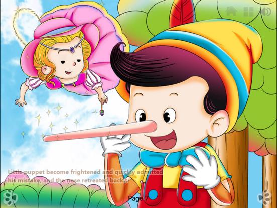 Pinocchio's Daring Journey Screenshots
