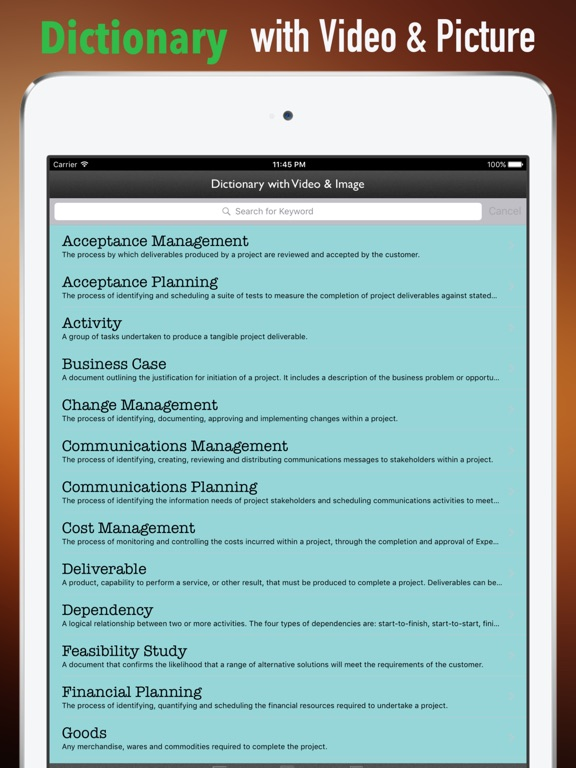 Project Management Professional Certification App Price Drops
