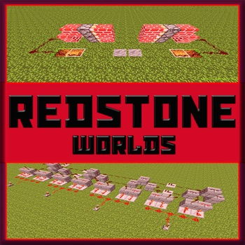 TOP Redstone Maps for Minecraft PE