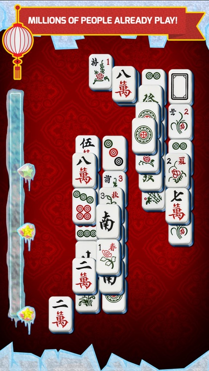 Mahjong Shanghai Jogatina - Solitaire Board Game screenshot-2