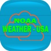 USA Weather data from NOAA