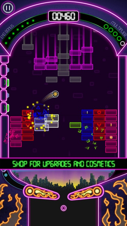 Pinball Breaker Forever screenshot-2