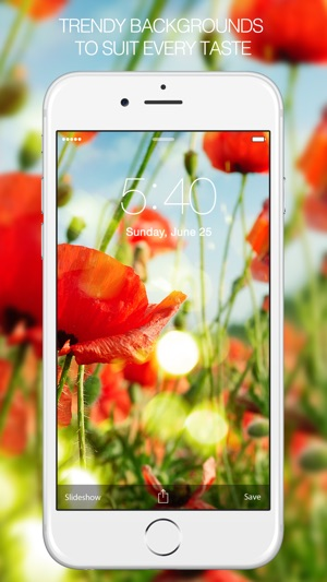 Flower Wallpapers Floral Backgrounds On The App Store