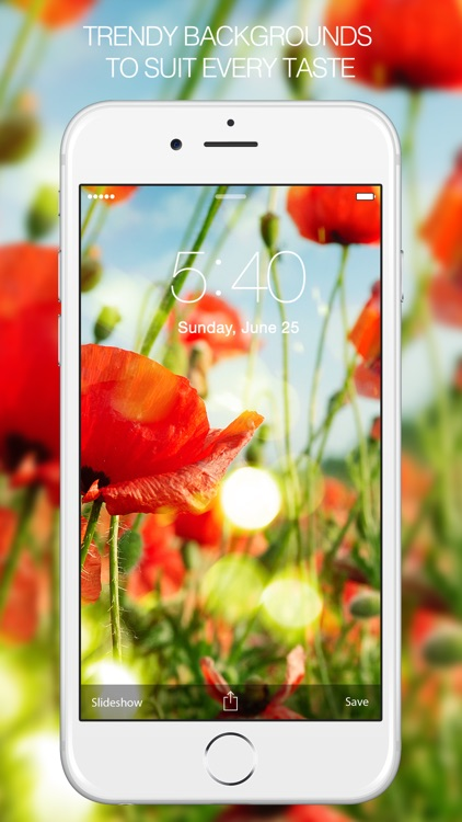Flower Wallpapers – Floral & Flower Backgrounds screenshot-3