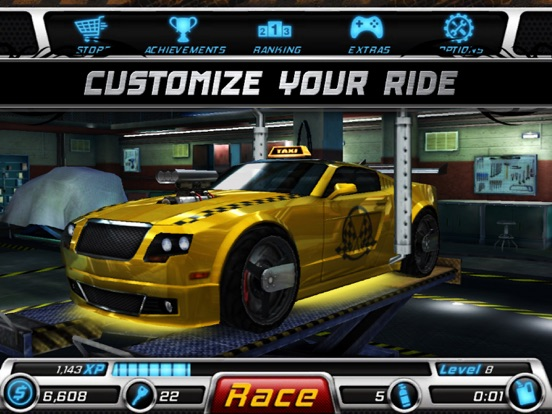 Скачать игру Rogue Racing: PinkSlip