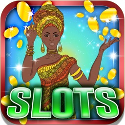 Wild Africa Slots: Roll the Guinea dice