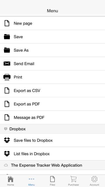 Monthly Expense Tracker screenshot-4