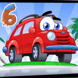 Wheely 6 Fairytale - Action Physics Puzzle Game