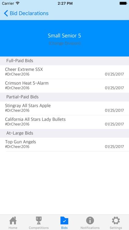 Cheer Updates screenshot-4