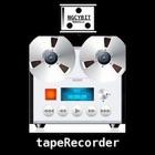 tapeRecorder HD icon