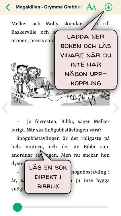 Bibblix – Hitta en bra bok! screenshot-4