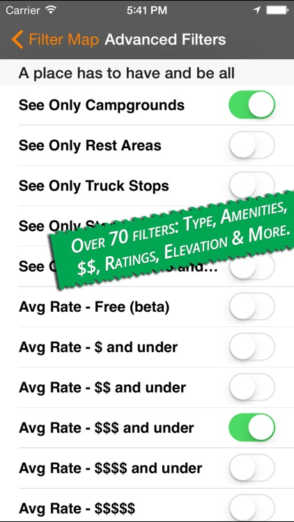 Camp & RV - Tents to RV Parks screenshot-3