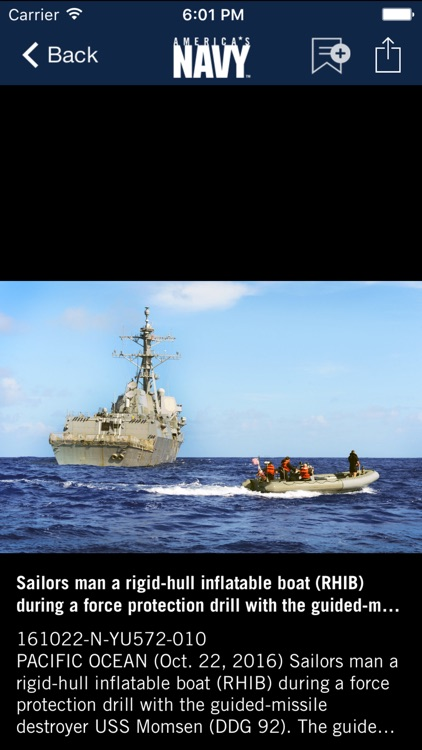 The Official U.S. Navy App screenshot-3
