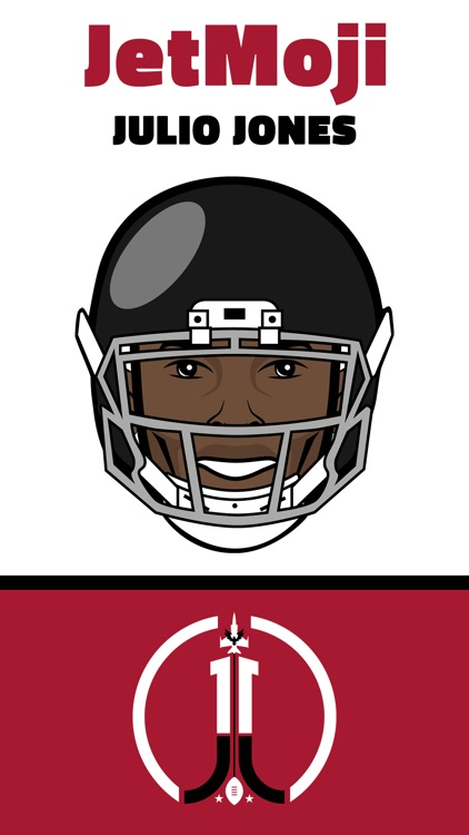 JetMoji - Official Julio Jones Emoji Keyboard