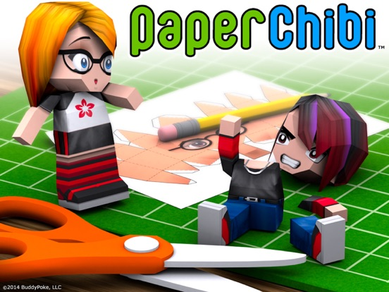 3D Papercraft - Create PaperChibi Avatar For iOS Ties Lowest Price In A Year