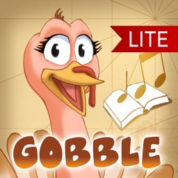 Thanksgiving Tale & Games - Gobble The Famous Turkey - eBook #1 - Lite version