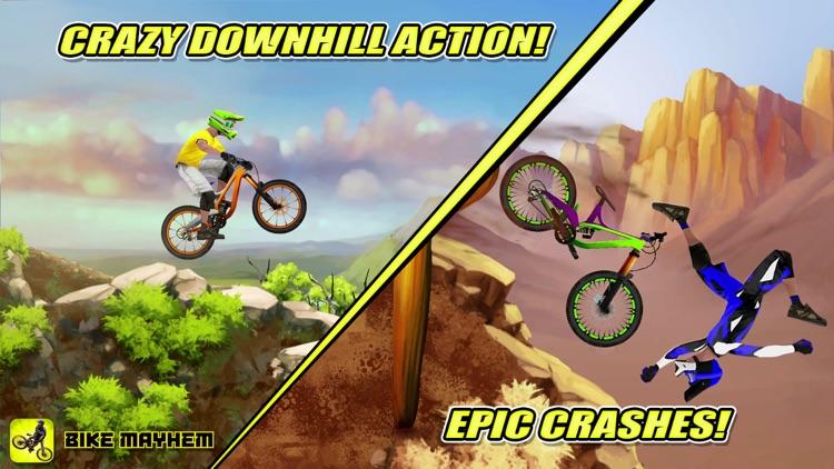 Bike Mayhem screenshot-0