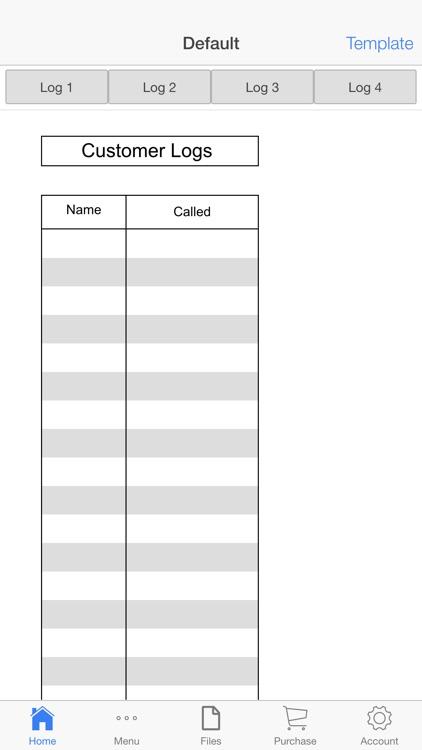 Client List screenshot-3