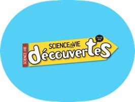 Science & Vie Découvertes Stickers