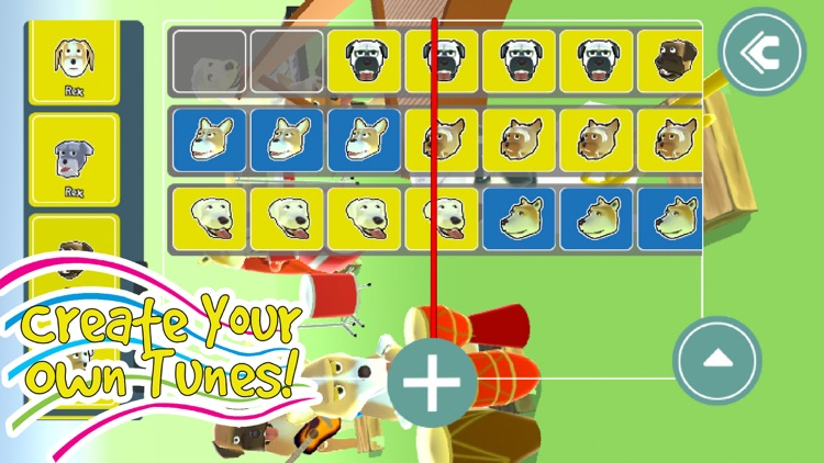 Dog Band! screenshot-3