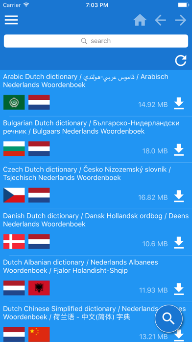 点击获取Dutch Multilingual dictionary