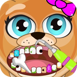 Celebrity Dentist Office Pets - Kids Pro Surgeon