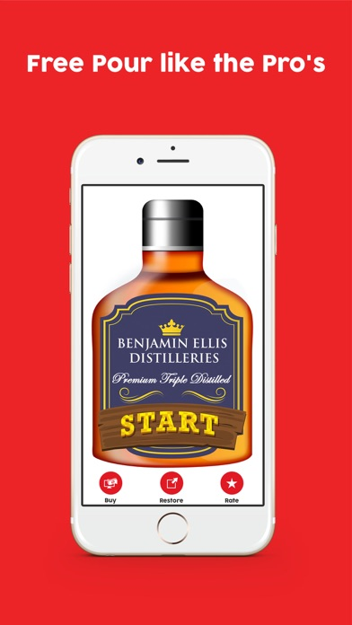 Pour Tender - The bartenders guide to free pouring screenshot two