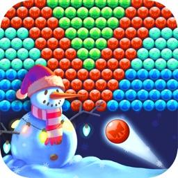 Bubble Iceman for Christmas Game