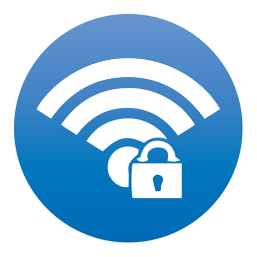 Wi-fi Password Free iOS App