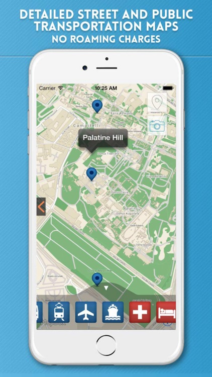 Rome Travel Guide and Offline City Map screenshot-3