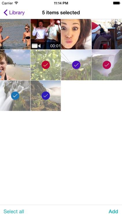 oneSafe Pix 3 screenshot-3