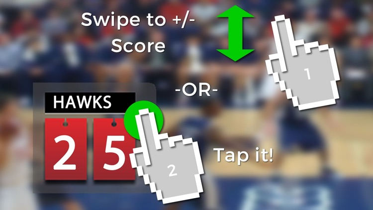 ScoreCam - Embedded Scoreboard screenshot-3