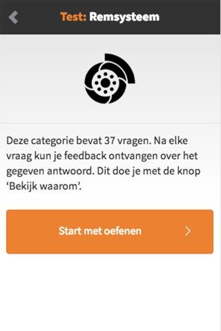 APK trainer - Personenauto's screenshot 4