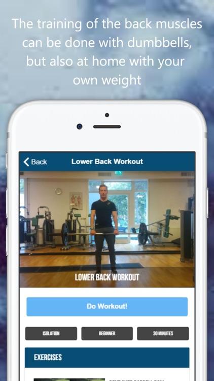 Back Strengthening Exercises screenshot-3