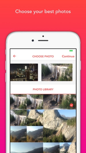 Maestro - Perfectly timed videos from your photos Screenshot