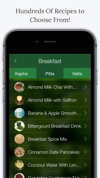 Ayurvedic Diet screenshot-2