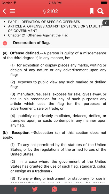 PA Judiciary and Judicial Procedure