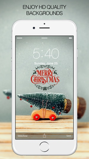 Christmas Wallpapers Merry Images Free On The App Store