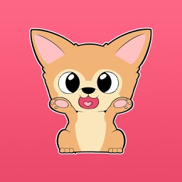 Bella the Chihuahua - Stickers!