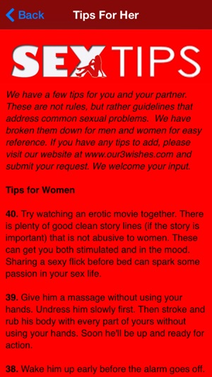 Tips on how to please a man sexually