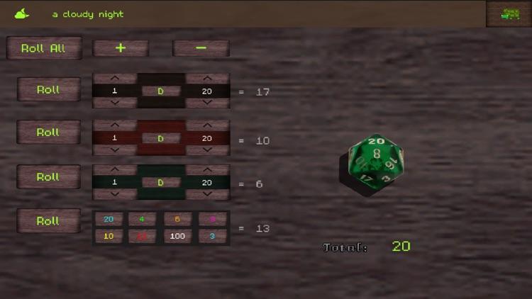 Tartle RPG Tool screenshot-4