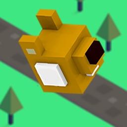 Block Hopper: Jump Over The Spikes