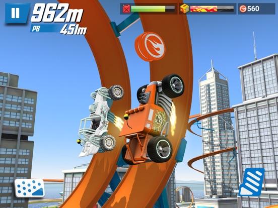 Скачать Hot Wheels: Race Off