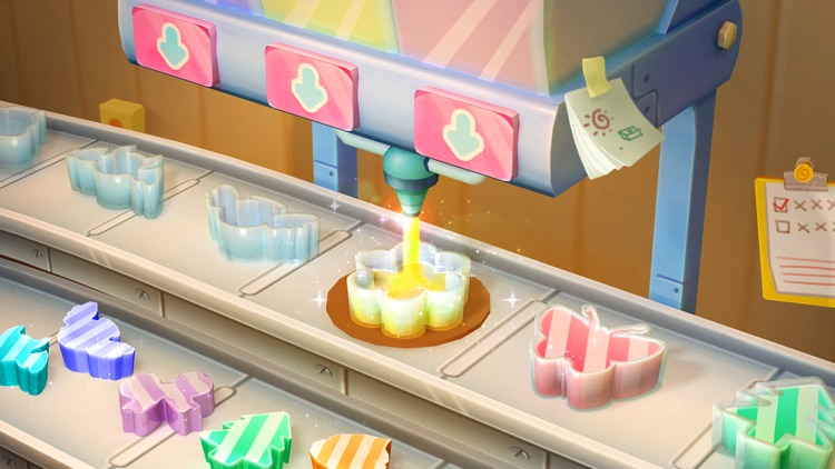 Little Panda's Candy Shop - Lollipop Factory