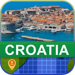 Offline Croatia Map - World Offline Maps