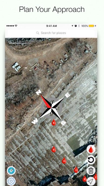 Elk Hunting Blood Tracker - Elk Hunting App screenshot-3
