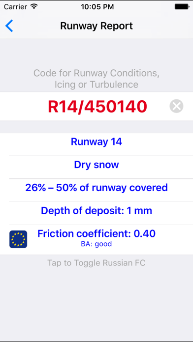 Pilot's Toolbox screenshot three