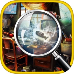 The Past Crimes - A Supernatural Hidden Objects