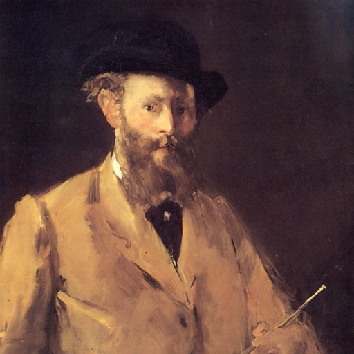 Edouard Manet icon