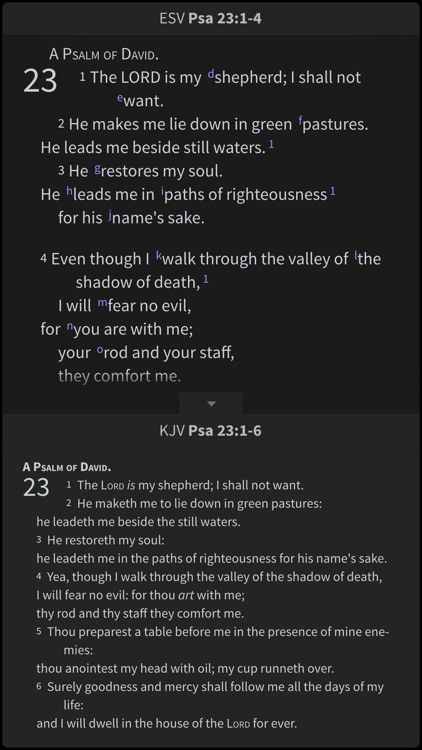 NKJV Bible by Olive Tree